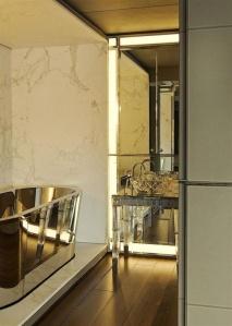 Luxurious and elegance Art Deco Bathroom Design Inspiration