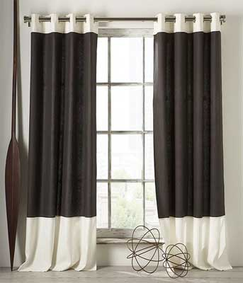 Modern-Black-and-White-Kitchen-Curtains-Image-638